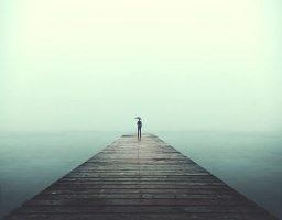 Persona melancólica