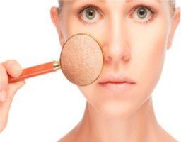 Tratamiento para poros dilatados