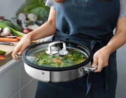 Beneficios de cocinar al vapor