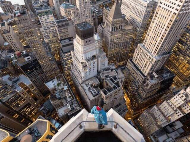 el miedo a las alturas