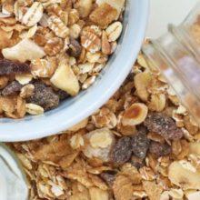 cereales para desayunar