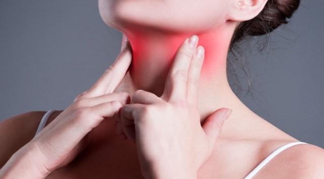 Cáncer de garganta