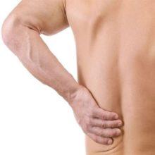 Contracturas de espalda